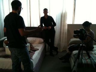 Shooting fotografico con Filippo Berto