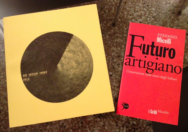 Futuro Artigiano è su ADI Design Index 2012