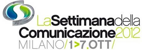 La settimana della Comunicazione 2012