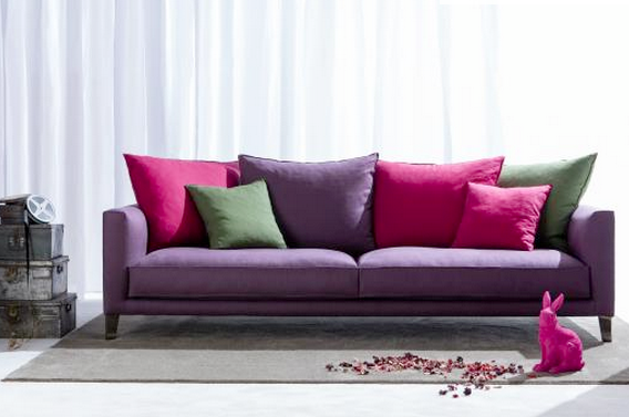 Ciak Sofa by Berto Salotti
