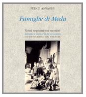Felice Asnaghi: Famiglie di Meda