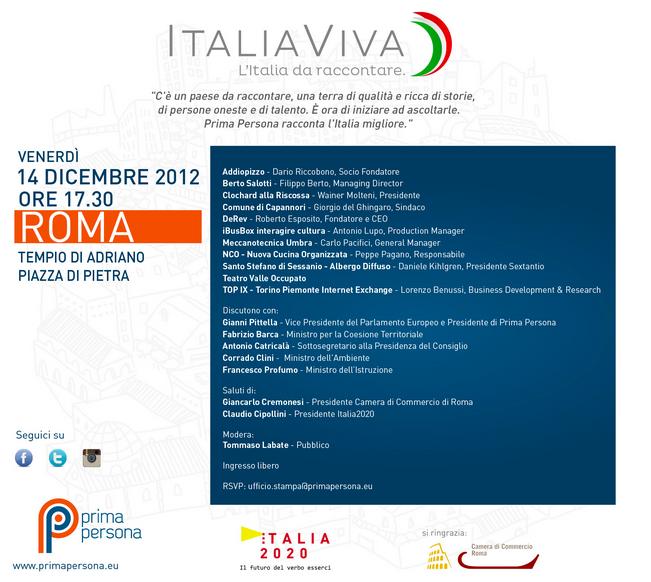 L'Italia da Raccontare
