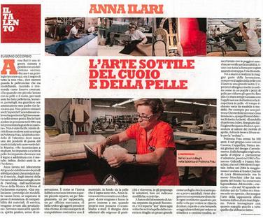 La Repubblica y el Trabajo Artesano