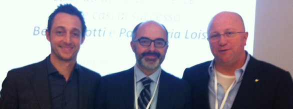 Filippo Berto, Stefano Micelli, Dario Loison