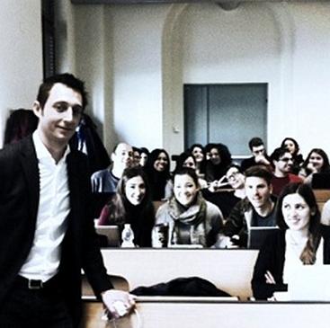 Università Cattolica 15 marzo 2013: intervento di Berto Salotti