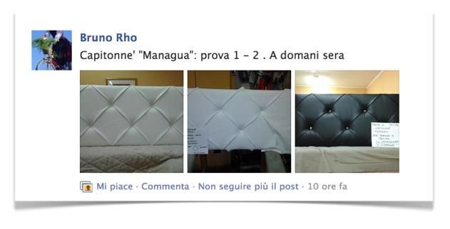 Contributo di Bruno Rho a divanoXmanagua