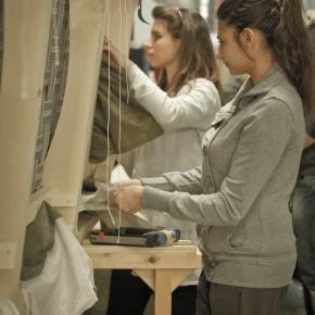 Studiando e imparando il lavoro artigiano