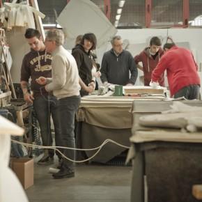 Sessione di cocreazione artigiana
