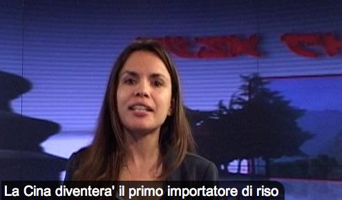 La giornalista Mariangela Pira, moderatrice alla cena divanoXmanagua