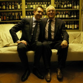 Carlo Berto e Filippo Berto