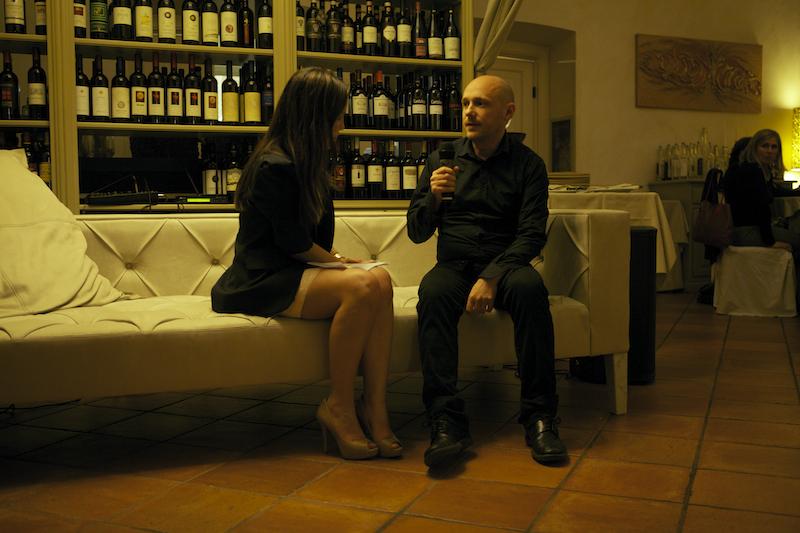 Mariangela Pira intervista designer divanoXmanagua