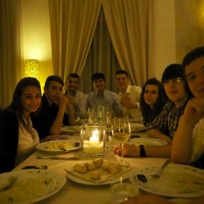 divanoXmanagua: cena di solidarietà a Monza 27/5/2013