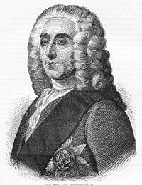 Philip Stanhope Quarto duca di Chesterfield