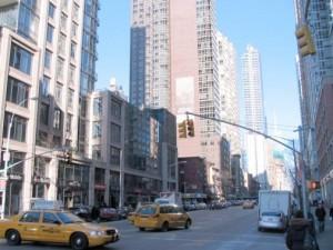 New York Living Showroom Berto Design-Apart