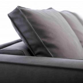 Cuscino in pelle divano letto Robinson