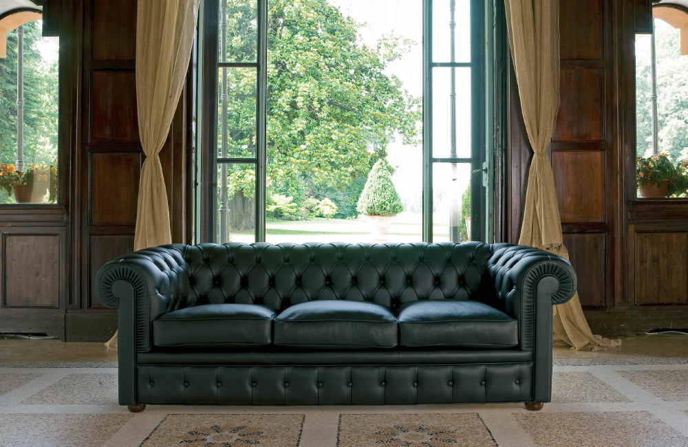 divano chester Berto