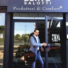 Manager Berto Salotti Roma Fabio Asnaghi