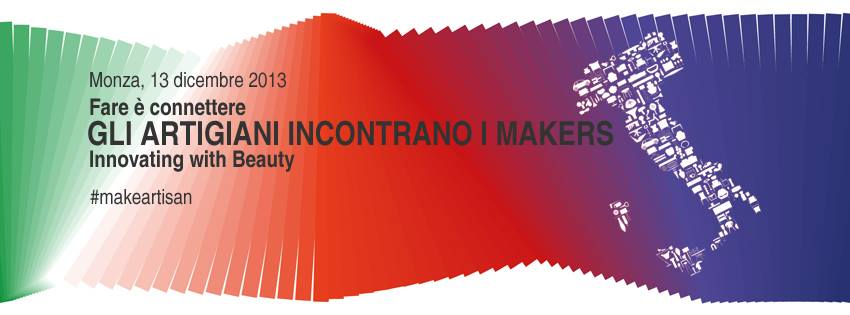 artigiani incontrano i makers