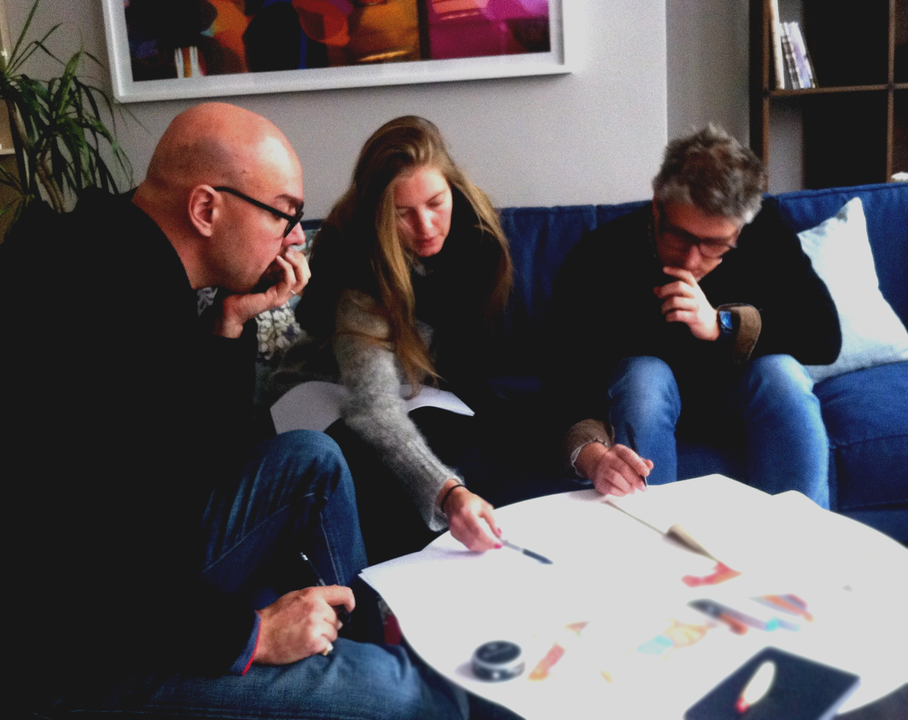 2 Days To Go The Sofa Crowd crafting Workshop In New