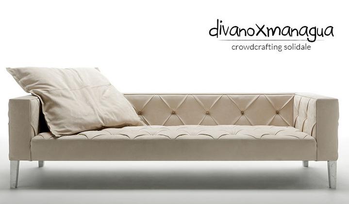 DivanoXmanagua by Berto Salotti