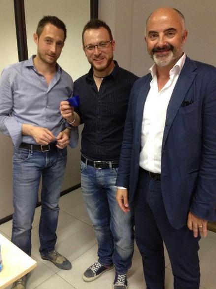 Filippo Berto, Luca Carbonelli, Stefano MIcelli