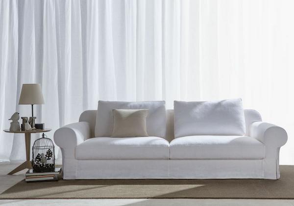 Naturalmente elegante fresco e morbido e 39 il lino stone for Divani classici