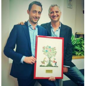 Filippo Berto und Paolo Ferrara
