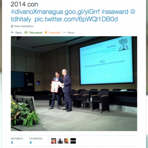 Sodalitas Social Award 2014 - divanoxmanagua