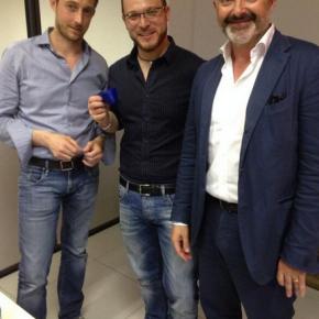 Filippo Berto, Luca Carbonelli e Stefano Micelli - Faberlab Tradate