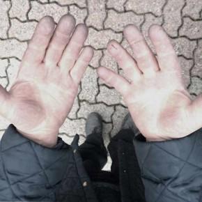 Artisan hands