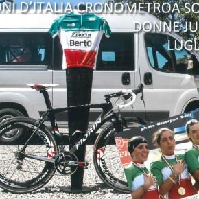 BertO sponsor di GS Fiorin