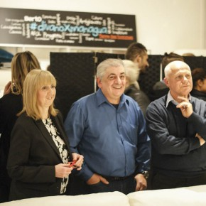 Nicoletta Barni, Pierluigi Pistore, Flavio Cairoli
