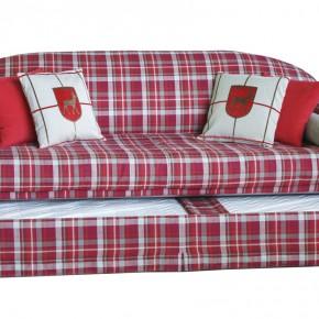 Canapé lit Teseo sur mesure