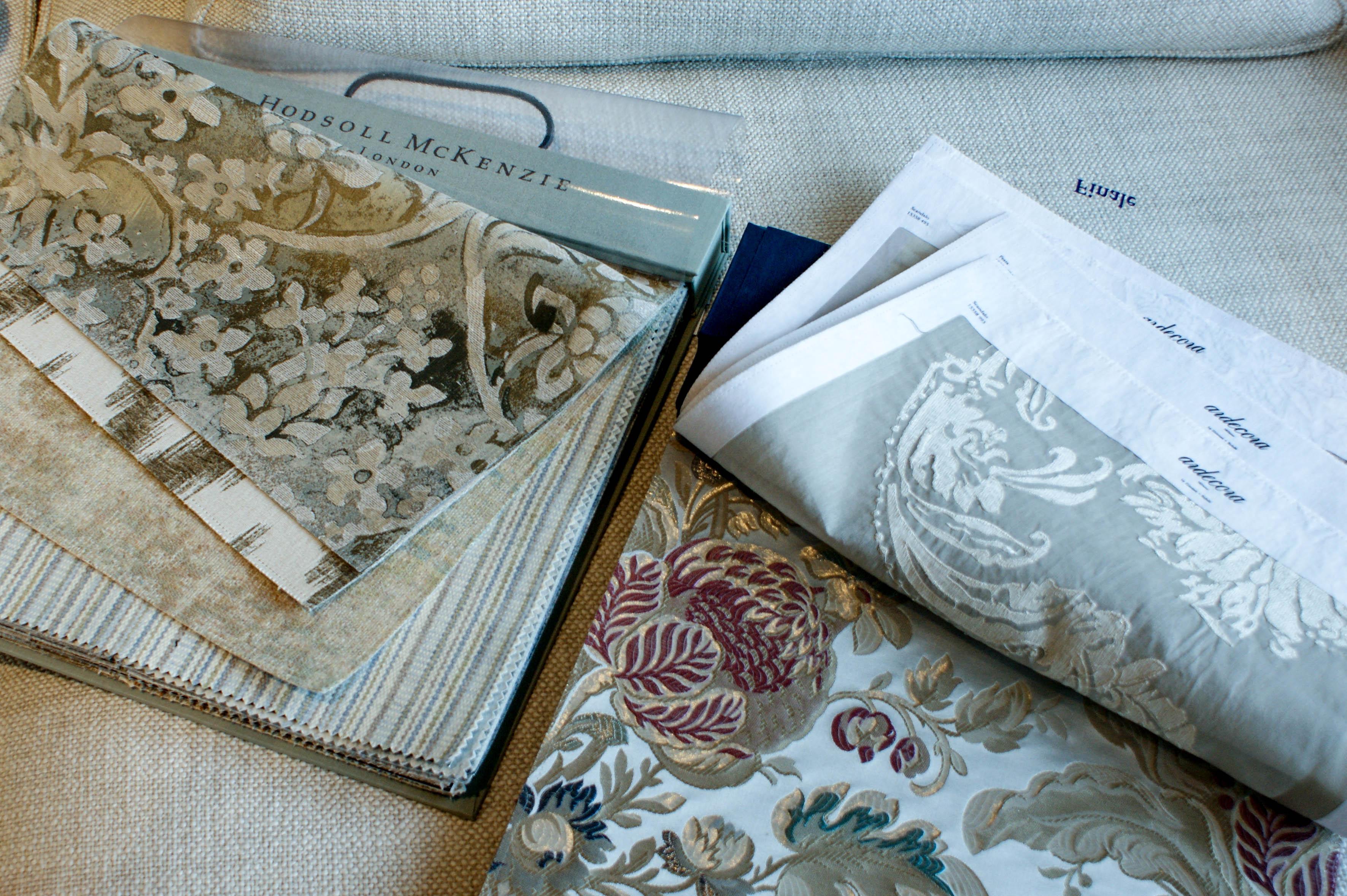 McKenzie - collezione tessile BertO