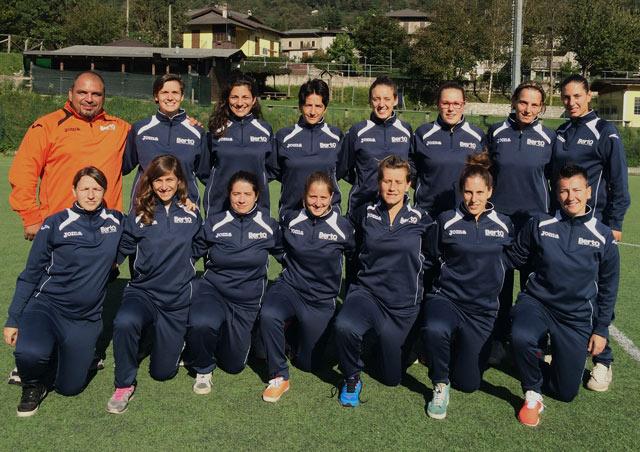 Calcio Femminile San Rocco