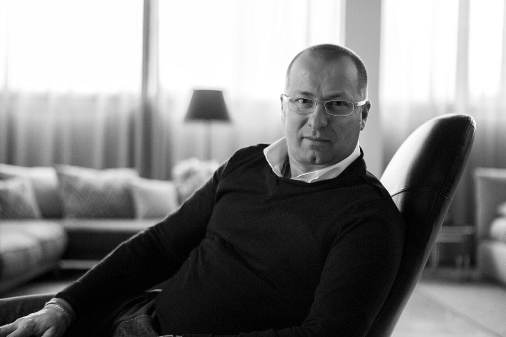 Maurizio Riva - Sales Manager BertO