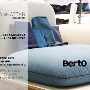 Invito Fuori Salone Berto + Design-Apart