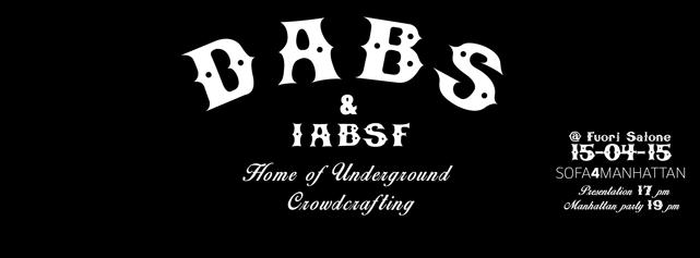 Dabs - Manhattan party BertO e Design-Apart