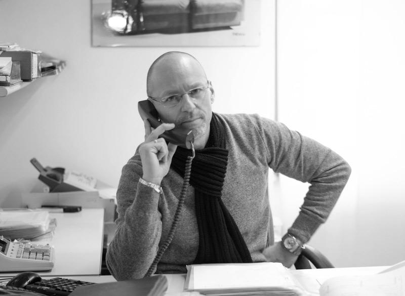 Marco Tragni, responsabile acquisti BertO