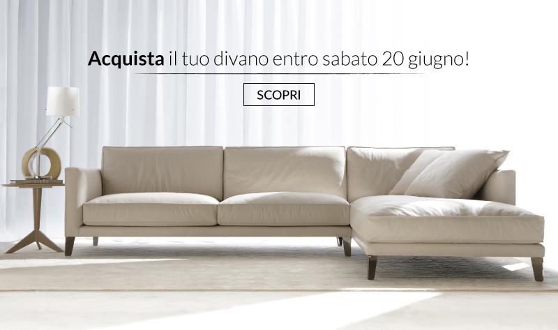 Acquista il tuo divano