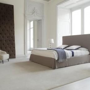 Sorbonne king size bed