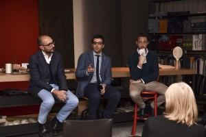 #BertOracconta: la presentazione del libro di Marco Bettiol nello showroom di Meda