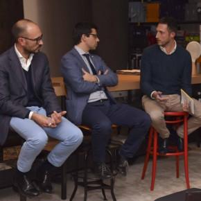 Filippo Berto, Fabrizio Patti e Marco Bettiol - #BertoPresenta