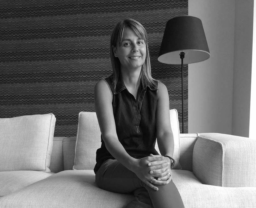 BertO40: Cristina Silenzi e il sogno di un divano per Roma ...
