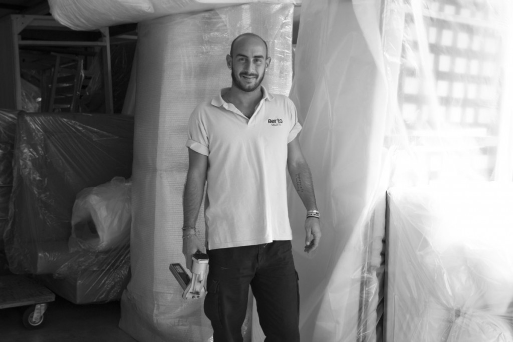Davide De Robertis - Tappezzeria Sartoriale BertO