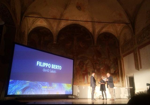 Filippo Berto alla Giornata della generatività sociale