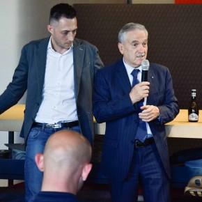 Presidente Barzaghi alla presentazione di Fare è innovare