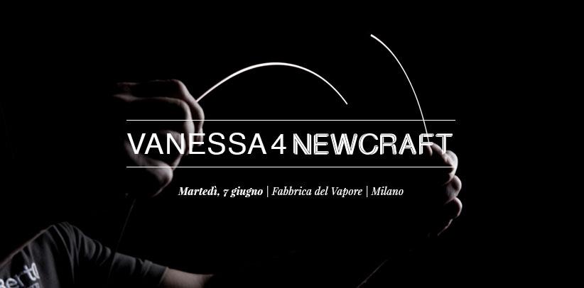 Le crowdcrafting de vanessa4newcraft