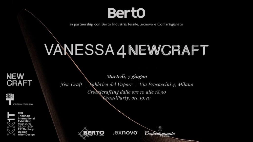 vanessa4newcraft crowdcrafting triennale milano