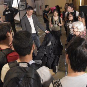 Gli studenti del liceo artistico di Brera al crowdcrafting di vanessa4newcraft